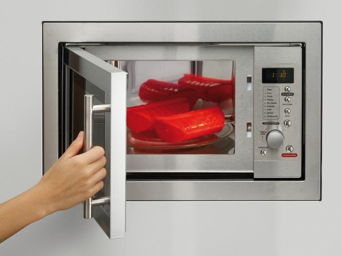 Consejos para cocinar al microondas el blog de for Cocinar vapor microondas