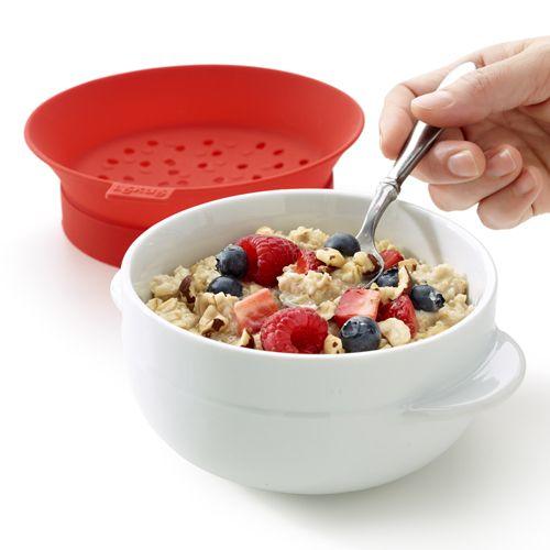 cereal breakfast lekue