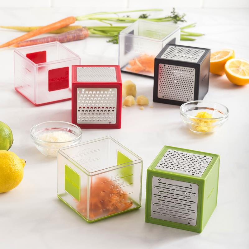 Rallador cubo microplane el mejor rallador al mejor for Rallador de cocina